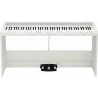 Korg Piano B2SP WH - Vue 4