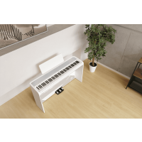 Korg Piano B2SP WH - Vue 5