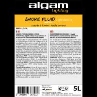 Algam Lighting FOG-LD-5L liquide fumée faible densité - Vue 2