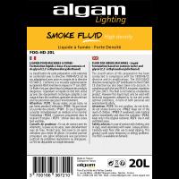 Algam Lighting FOG-HD-20L liquide fumée forte densité - Vue 2
