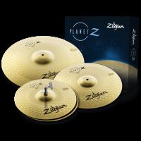 Zildjian Planet Z 4 Cymbal Pack  (14/16/20) - Vue 1
