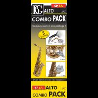 BG Pack entretien saxophone alto - Vue 1