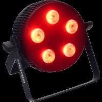 Algam Lighting SLIMPAR 510 QUAD projecteur à LED  - Vue 1
