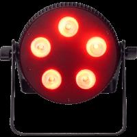Algam Lighting SLIMPAR 510 QUAD projecteur à LED  - Vue 3