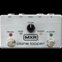 Mxr Clone Looper - Vue 1