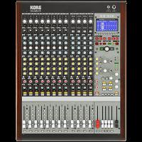 Korg Mixeur analogique/numérique 16 entrées, 8 sorties - Vue 2