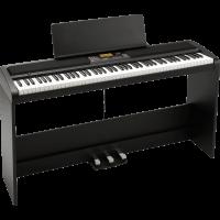 Korg Piano arrangeur XE20 88 notes et son stand - Vue 1