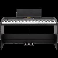 Korg Piano arrangeur XE20 88 notes et son stand - Vue 3