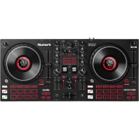 Numark Mixtrack Platinum FX - Vue 2
