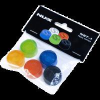 Nux NST1 capuchons de couleur pour footswitchs - Vue 2
