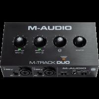 M-Audio M-Track Duo - Vue 1