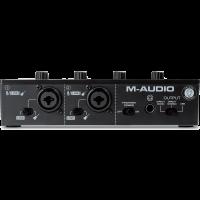 M-Audio M-Track Duo - Vue 3