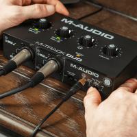 M-Audio M-Track Duo - Vue 8