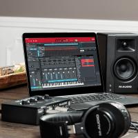 M-Audio M-Track Duo - Vue 9