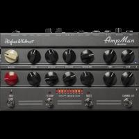 Hughes & Kettner Pédalier amplifié AmpMan Modern - Vue 2