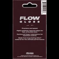 Dunlop Flow Gloss 2 mm, player's pack de 3 - Vue 2