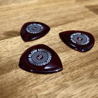 Dunlop Flow Gloss 2 mm, player's pack de 3 - Vue 5
