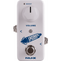 Nux Lacerate Boost - 2 modes - Vue 2
