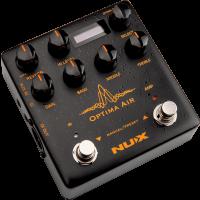 Nux Optima Air pédale de préampli / simulateur guitares acoutiques (IR) - Vue 5