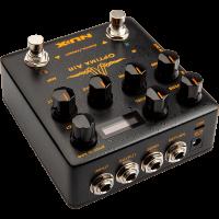 Nux Optima Air pédale de préampli / simulateur guitares acoutiques (IR) - Vue 6