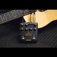 Nux Optima Air pédale de préampli / simulateur guitares acoutiques (IR) - Vue 9