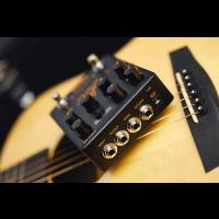 Nux Optima Air pédale de préampli / simulateur guitares acoutiques (IR) - Vue 10