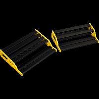 Nux Pedalboard Bumble-Bee Medium avec housse de transport - Vue 5