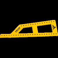 Nux Pedalboard Bumble-Bee Large avec housse de transport - Vue 6