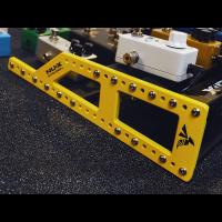 Nux Pedalboard Bumble-Bee Large avec housse de transport - Vue 9