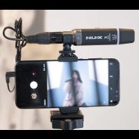 Nux B3-MA support pince téléphone mobile pour système B3-Plus - Vue 5