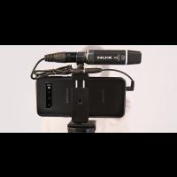 Nux B3-MA support pince téléphone mobile pour système B3-Plus - Vue 6