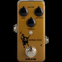 Nux Horseman - overdrive / boost - Vue 2