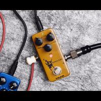 Nux Horseman - overdrive / boost - Vue 7