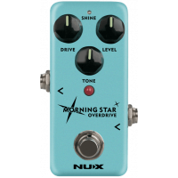 Nux Morning Star overdrive - Vue 2
