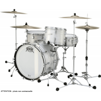 Pearl President Phonelic 3 fûts rock Pearl White Oyster - Vue 4