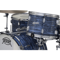 Pearl President Deluxe 3 fûts fusion Ocean Ripple - Vue 3