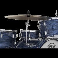 Pearl President Deluxe 3 fûts fusion Ocean Ripple - Vue 4