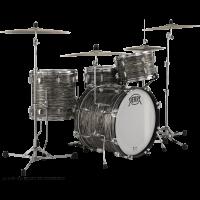 Pearl President Deluxe 3 fûts fusion Desert Ripple - Vue 4