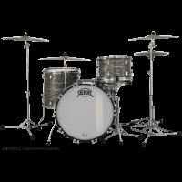 Pearl President Deluxe 3 fûts rock Desert Ripple - Vue 1
