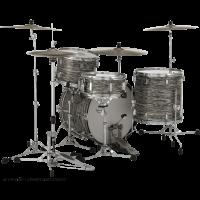 Pearl President Deluxe 3 fûts rock Desert Ripple - Vue 3