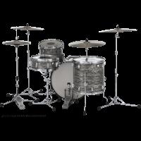 Pearl President Deluxe 3 fûts rock Desert Ripple - Vue 4