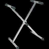 RTX RX20T Stand clavier X pro à rotule crantée - titane - Vue 1