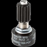 Dunlop ECB024B Potentiomètre 100K Wha - Vue 2