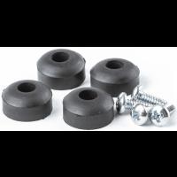 Dunlop ECB151 Pieds Pédale (x4) - Vue 1