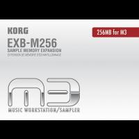 Korg Mémoire EXB 256 MO - Vue 1