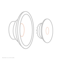 Wharfedale Pro Tweeter EVPX12/EVPX15/IMPACT15/TITAN12 PASSIVE - Vue 1