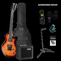 Lâg pack guitare debutant premium - Vue 1