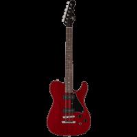 G&L Tribute ASAT Junior II  Trans Red - Vue 1