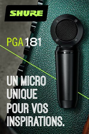 Shure - PGA181