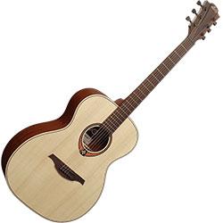 Guitare folk forme auditorium